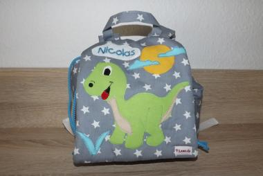 Kinderrucksack Dino